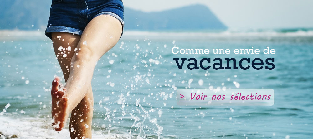 Sélection Vacances